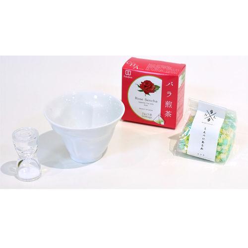 バラ煎茶セット2